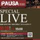 【2018.10.20 SAT】PAUSA スペシャルライブ in 東京